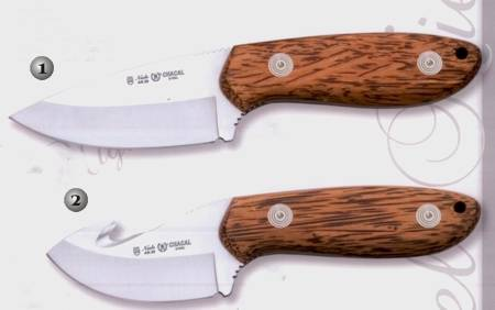 Knife 11035 and knife 11036