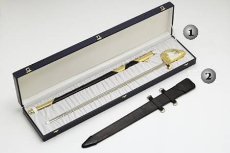 SPECIAL CASE AND CELTIC SWORD