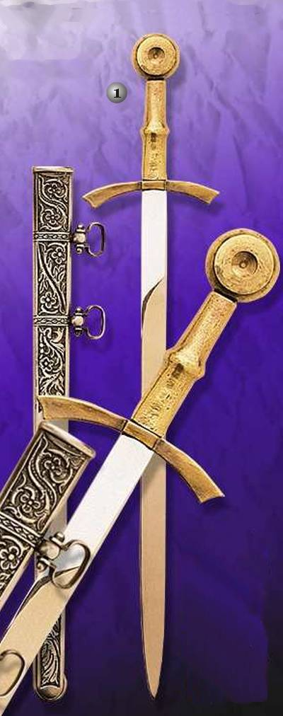 NORMAND SWORD LETTEROPENER