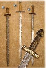 SWORD OF CENTURY X, SWORD OF CENTURY XI AND VIKING SWORD