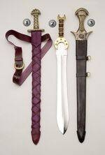 VIKING, CARTAGINESA AND CELTIC SWORD