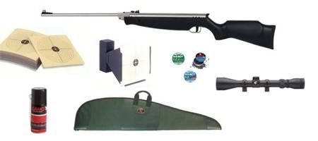 Air guns history