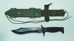 Oso Negro Knife
