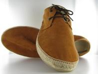 Jute shoes with gunny sole