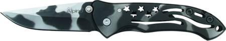 Alpino Penknife 15003 with steel handle