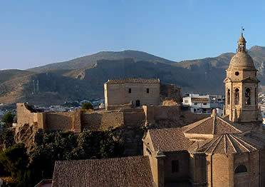 Loja (Granada) was the city where Ali Atar lived