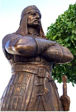 Ali Atar was a famous warrior of Granada