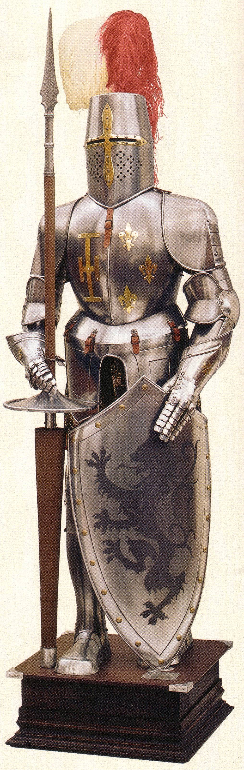 Medieval armour 905. Historic Armor made by Marto, Toledo