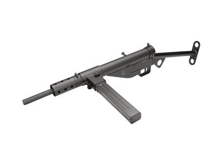 BSA STEN MK.II submachine gun