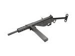 BSA STEN MK.II submachine gun