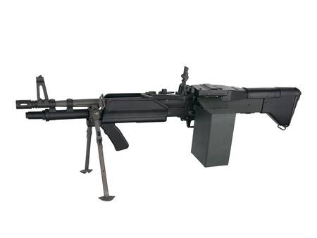 US ORDNANCE M60E4/MK43 machine gun
