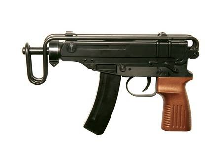 CZ SCORPION VZ61 submachine gun