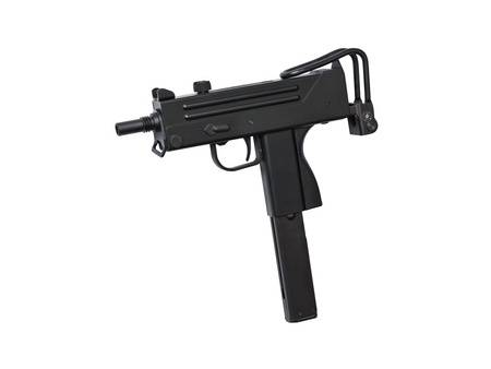 INGRAM M11 submachine gun