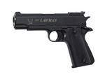 STI Combat LAWMAN Black