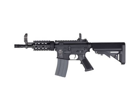 LMT DEFENDER COMPACT CQB machine gun