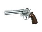 ZASTAVA R-357 chrome revolver