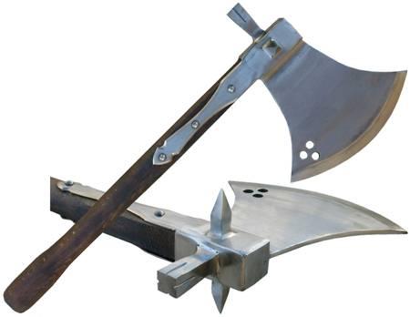 Red County Дървари 196-battle-axe