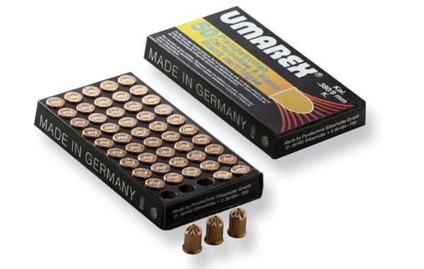 Blank firing pistols  Norica guns