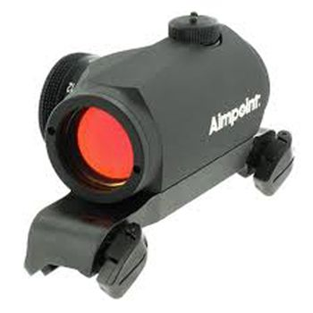 AIMPOINT MICRO H-1 2 MOA FOR AIRGUNS AND GUNS