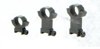 MOUNTS OF DIFFERENT SIZE FOR AIRGUNS