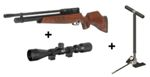 BSA AIRGUN PACK BUCCANNER SE