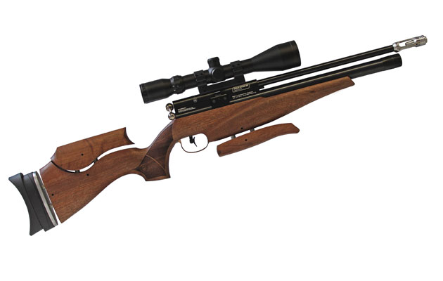 The new BSA Gold Star SE Pre Charged Pneumatic Air Rifle