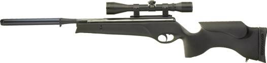 BSA XL Tactical airgun.