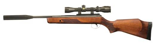 BSA Lightning airgun