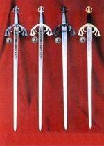 TIZONA OF CID SWORDS