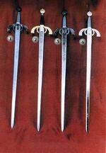 DUQUE OF ALBA SWORDS