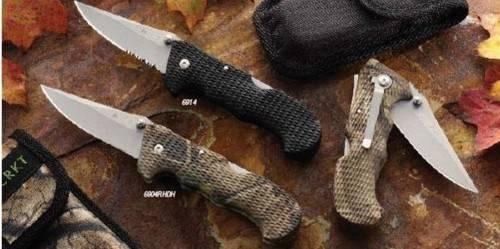 CRKT cascade lockback penknife