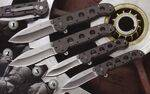 PENKNIVES OF THE M21 SERIES OF CRKT