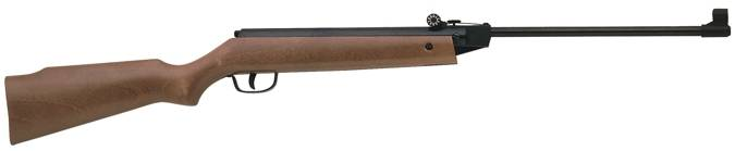 Cometa 50 with cold hammered barrel and autosafety.
