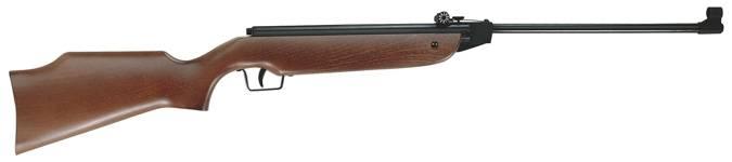 High precision Cometa 100 air rifle.