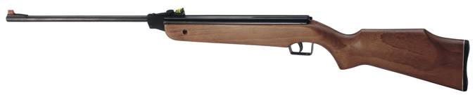 Cometa 220 airgun with cold hammered barrel.