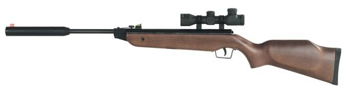 Cometa airguns are known by the high quality of its barrels.
