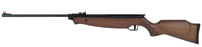 Cometa 300 standard airgun with slip grip design.