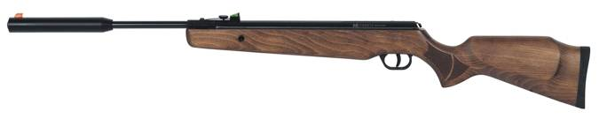 Cometa Fenix 400 Compact air rifle with cold hammered barrel.