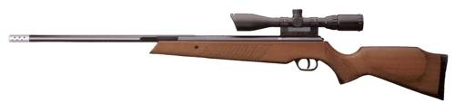 Cometa Fusion Como air rifle with cold hammered barrel for high precision shots.