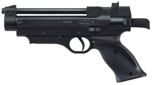 Cometa indian black high power spring gun.