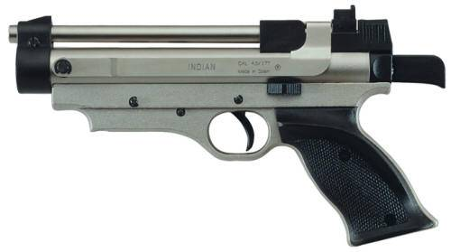 Cometa indian nickel spring airgun.