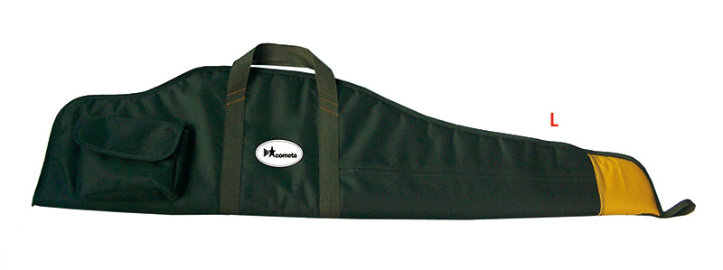 Cometa Case airgun. Rifle scope case with reinforced toe