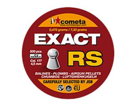 Cometa high competition Exact Rs pellets