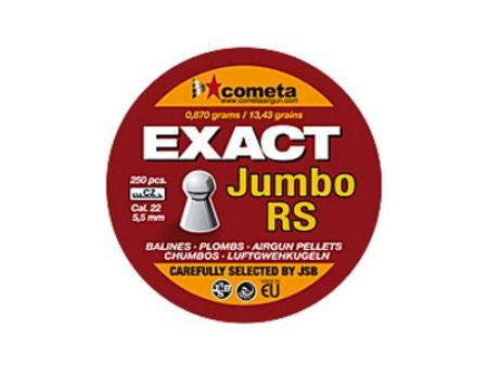 Cometa high competition Jumbo Exact Rs pellets