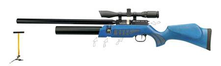 PACK OF LYNX V10 BLUE AIRGUNS
