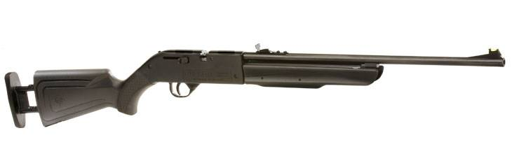 Crosman Recruit pump air rifle.