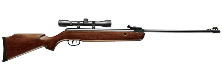 Crosman Storm XT air rifle with maximum power.