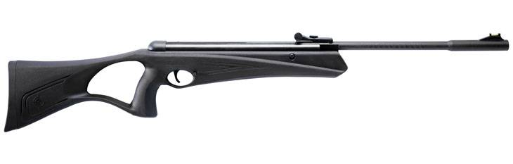 Crosman Raven spring air rifle.