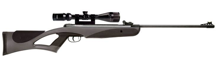 Crosman Genesis 1000 X spring airgun with tactical design.