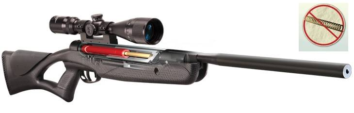 Crosman Nitro Piston technology airgun.